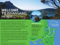 Whangarei Heads Walks and Hikes