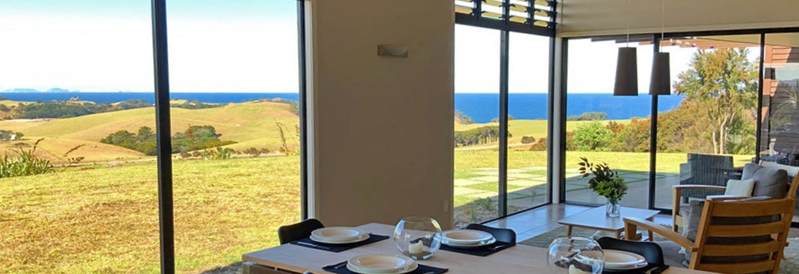 Ocean views luxury accommodation