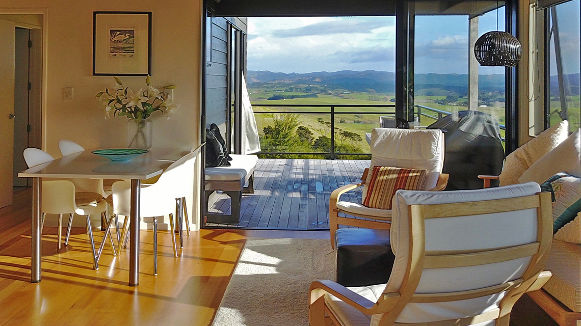 Northland boutique accommodation