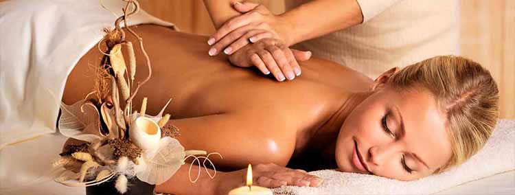 Massage and beauty therapy
