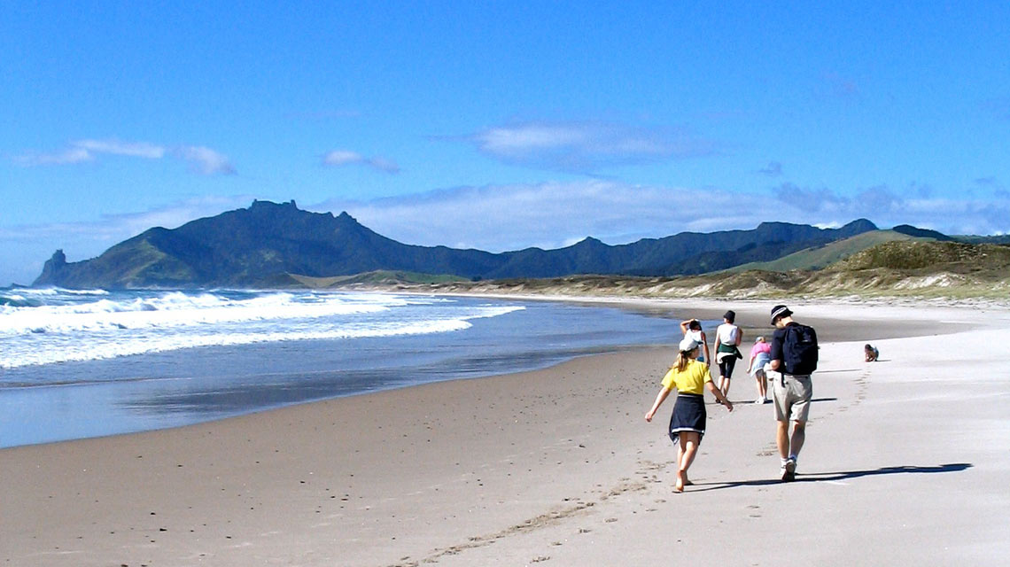 Northland beach Whangarei Heads