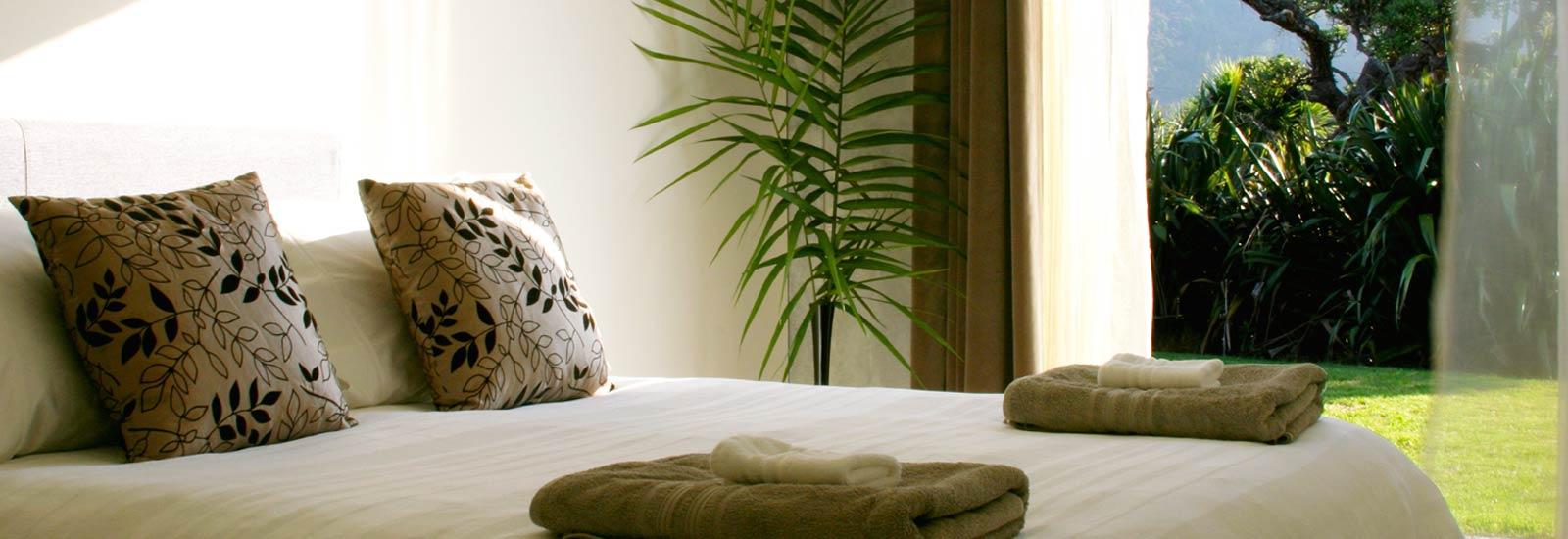 Te Whara luxury accommodation