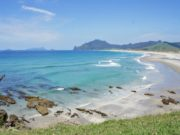 Whangarei Heads beach