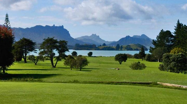 Whangarei Golf course
