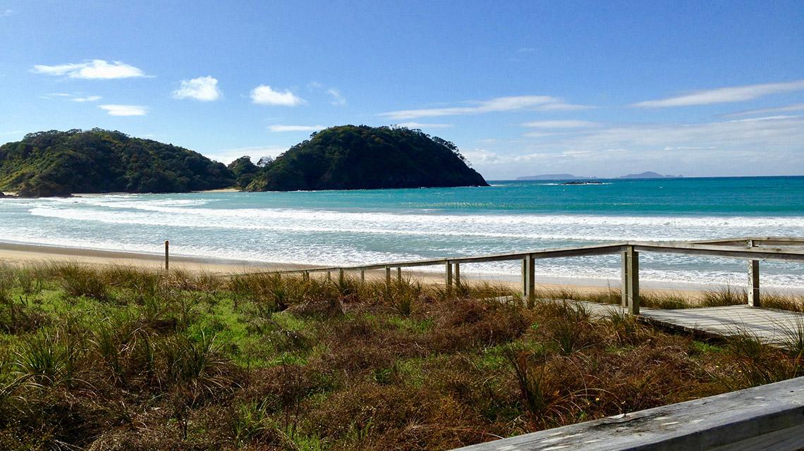 Matapouri beach Tutukaka