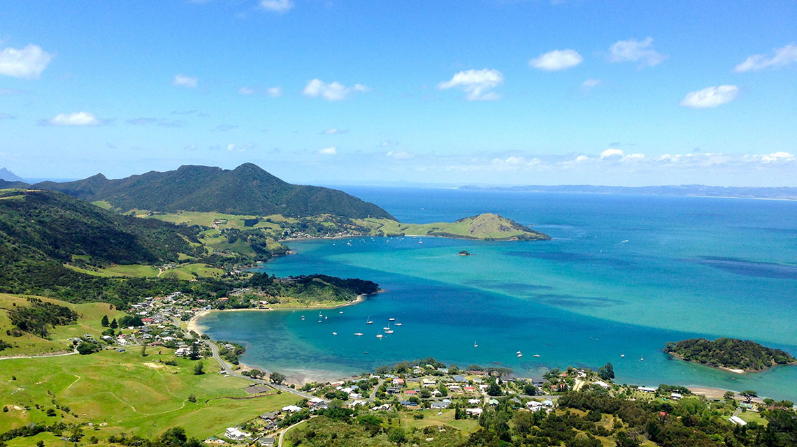 Mt Manaia views