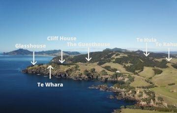 coastal accommodation Whangarei Heads